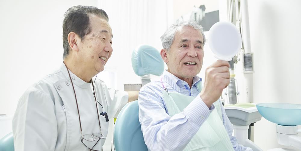 入れ歯を作る無料相談実施中