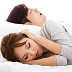 いびき(睡眠時無呼吸症候群)