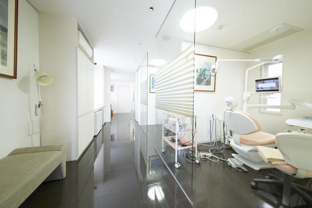 予防歯科専用スペース